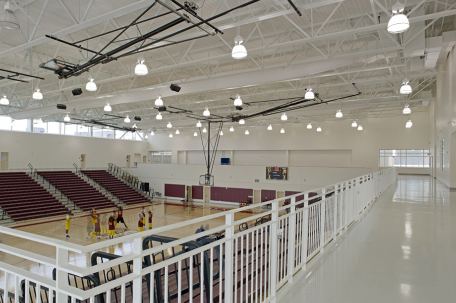 New Hampstead High School Gym