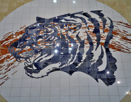 SSU Student Center Mosaic